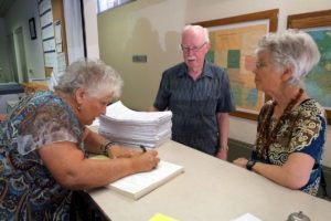 Athens submitting petitions 6-16