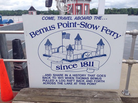 The Iconic Ferry