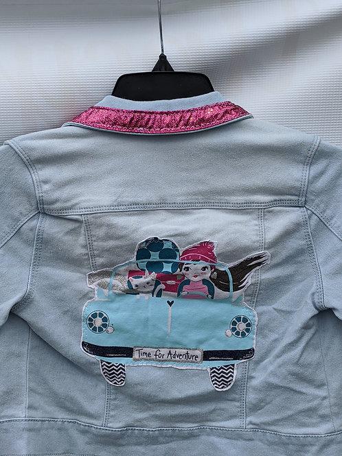 Roadtrip Denim Jacket - Size 10