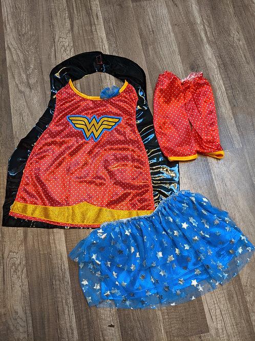Wonder Woman 3 Piece Set - Size Youth