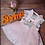 Thumbnail: Bunny Apron Dress with Bow