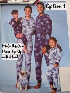 McCalls Pattern 1