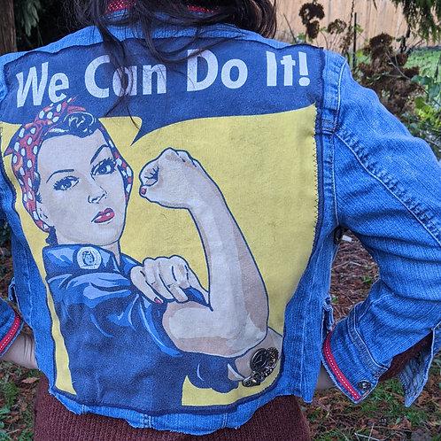 Rosie Denim Jacket - Women's Medium