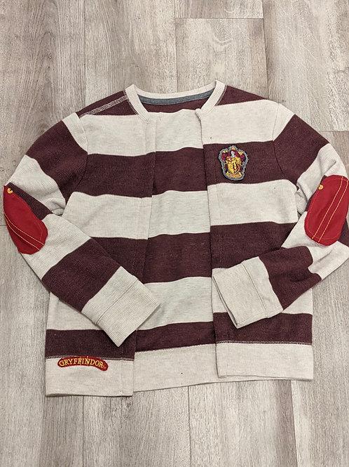 Upcycled Harry Potter Cardigan (Size 7-8)