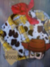 Sheriff Woody Costume