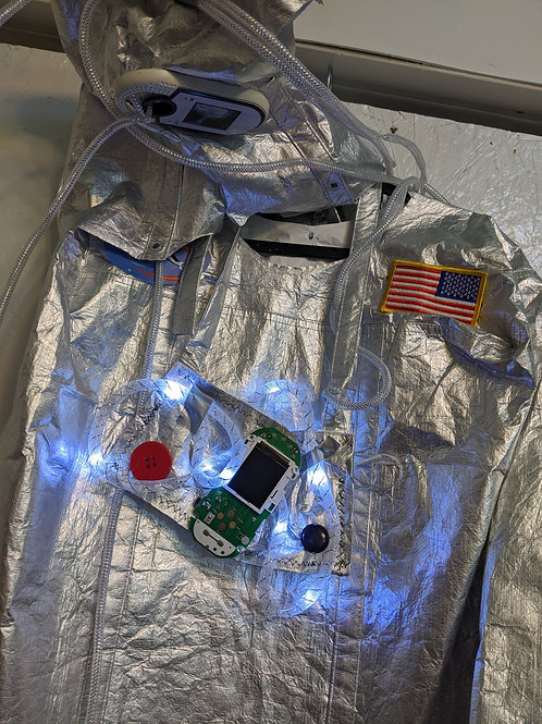 Astronaut Costume - Youth