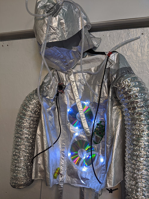 Robot Costume - Youth