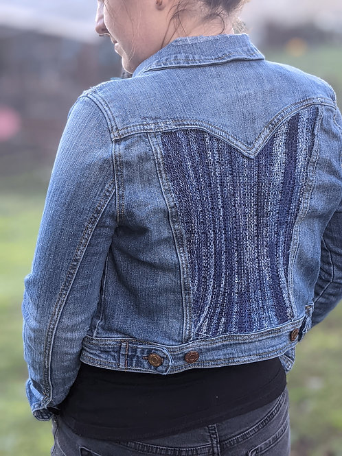 Jean and Sweater - Women's Small