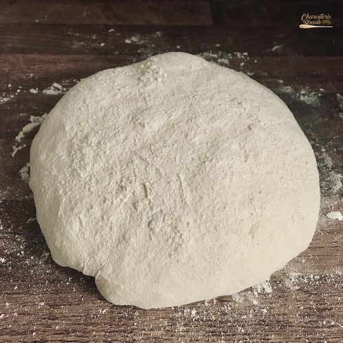 Massa pizza artesanal