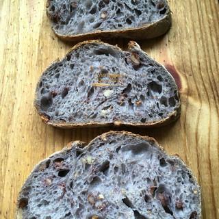 Pão Artesanal com Nozes
