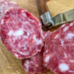 Salame Italiano - Charcuterie Brasile