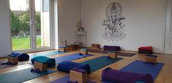 Yoga Studio at Merrifield House