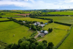 Merrifield House - Aerial View