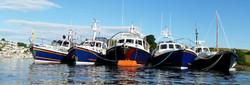 Boating in Salcombe