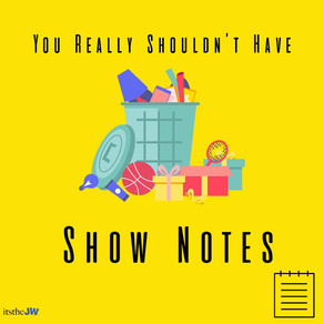 Show Notes: Episode 18 CJ Walley