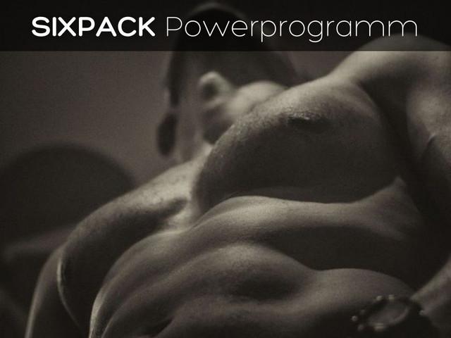 Sixpack Powerprogramm