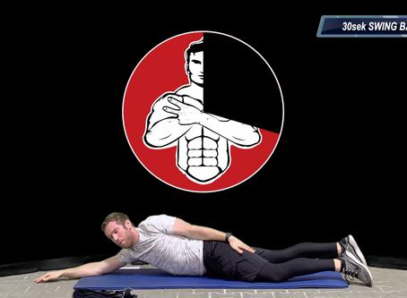 Ein gesunder starker Rücken