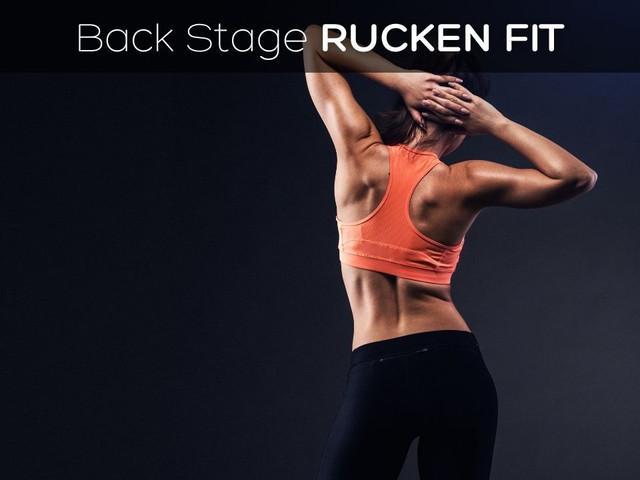 Back Stage Rücken Fit