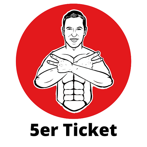 5er Power Ticket
