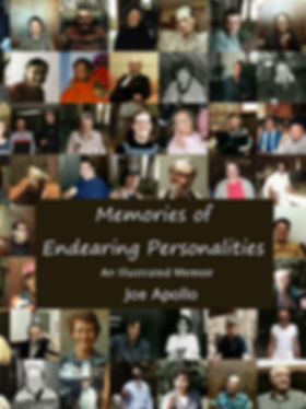Memories of Endearing Personalities - An Illustrated Memoir - Book Cover