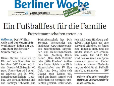 BERLINER WOCHE FEBRUAR 2011