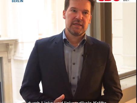 CDU-Fraktion Berlin zur Bildung und wie wir wieder Lehrer für Berlin gewinnen wollen: