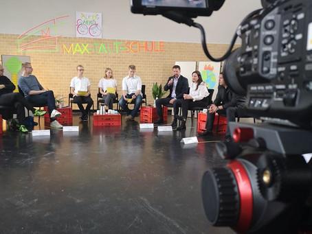 Wie verändert die digitale Revolution das Leben junger Menschen in Berlin?