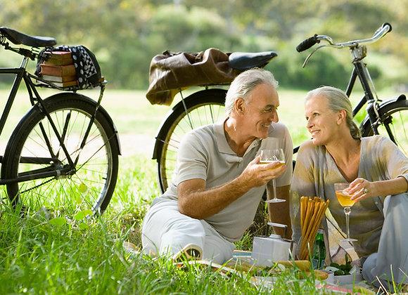תכנון פרישה עם מנהל תיק בכיר