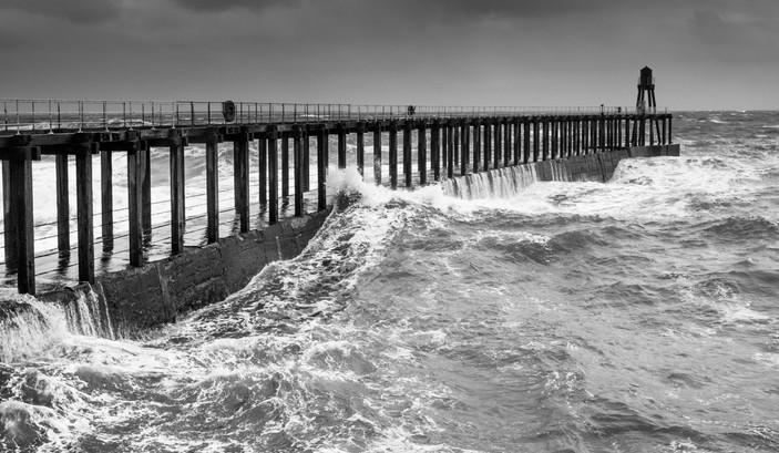 Whitby Sea