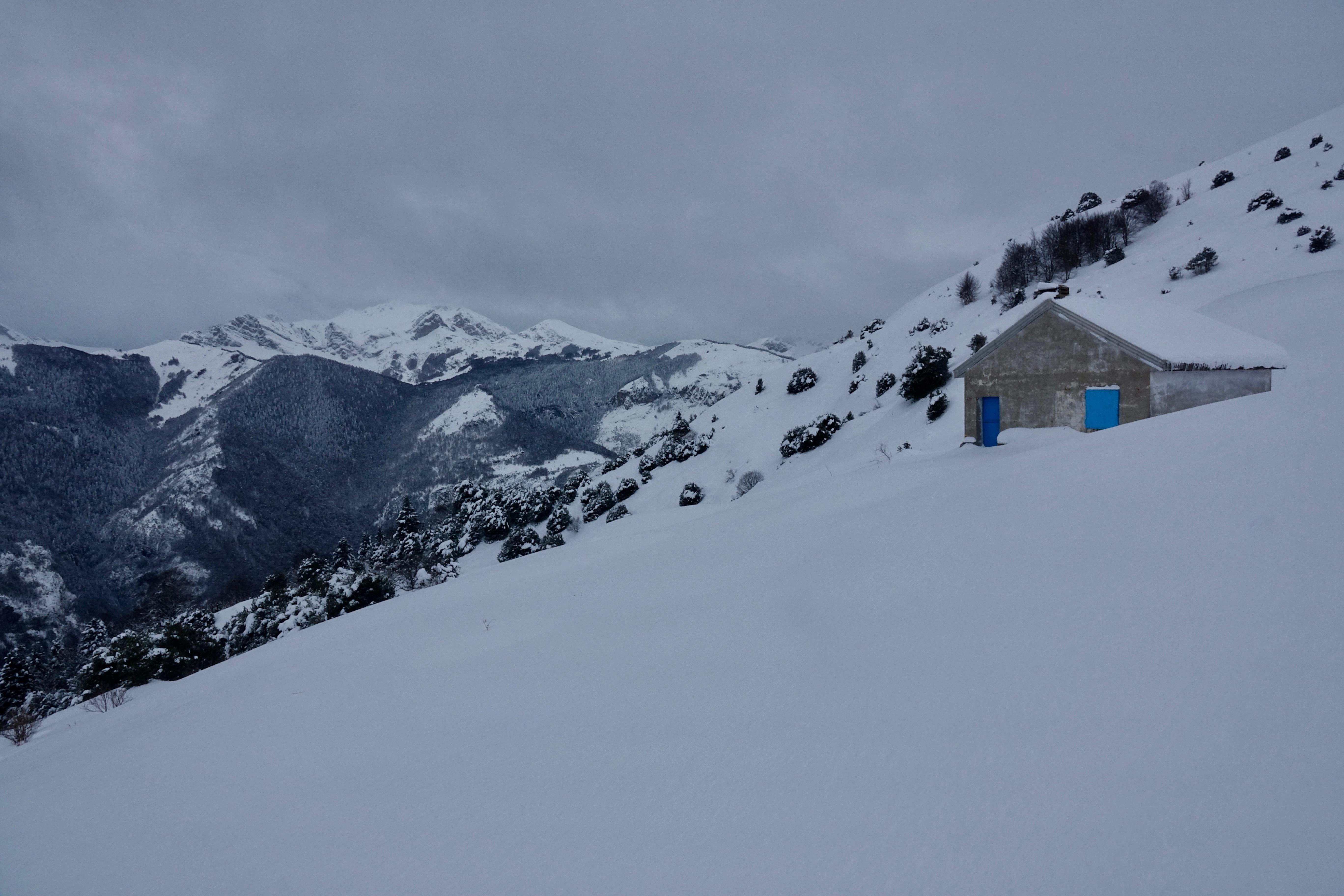 Cabane de Lacarret