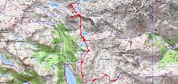 randonnée et ascension du pic de Bastan et du Tuhou de Cloutou au départ du refuge de Bastan