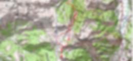 raquettes au pic Bareilles et au Saigues par la cabane d'Ibech et la crête du pic de la Sentinelle