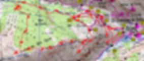 randonnée raquettes à la crête du Pra Gazé parle belvédère du Pras depuis Saint Dalmas le Selvage