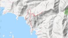 Randonnée en boucle Batsi-Kyprianos