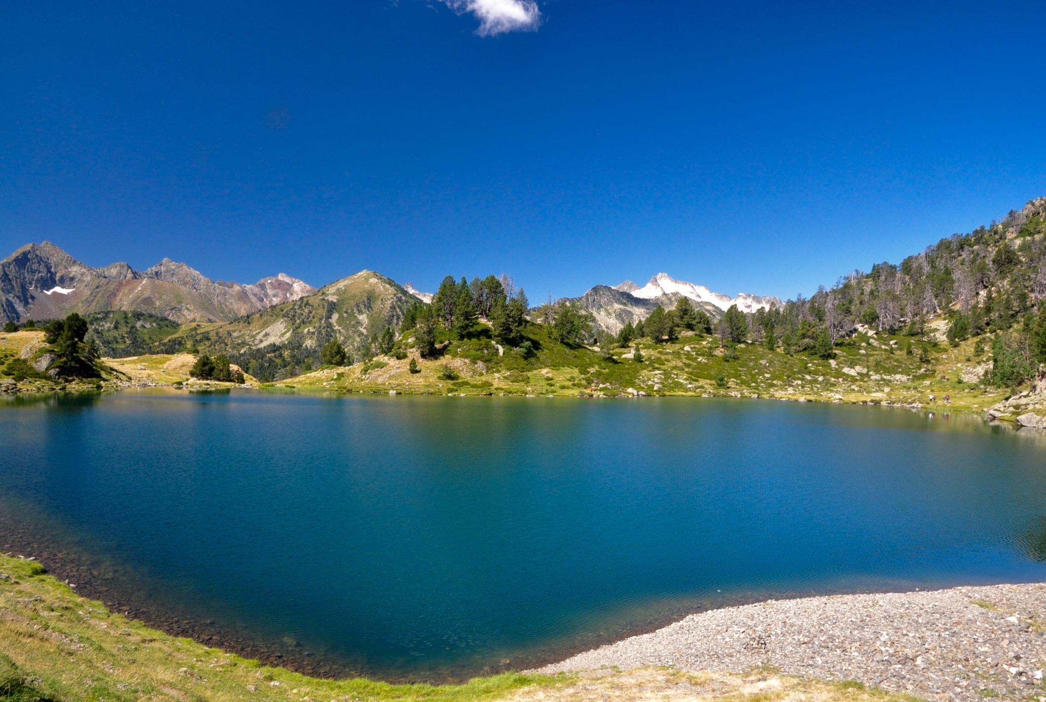 Lac de Bastan Inférieur