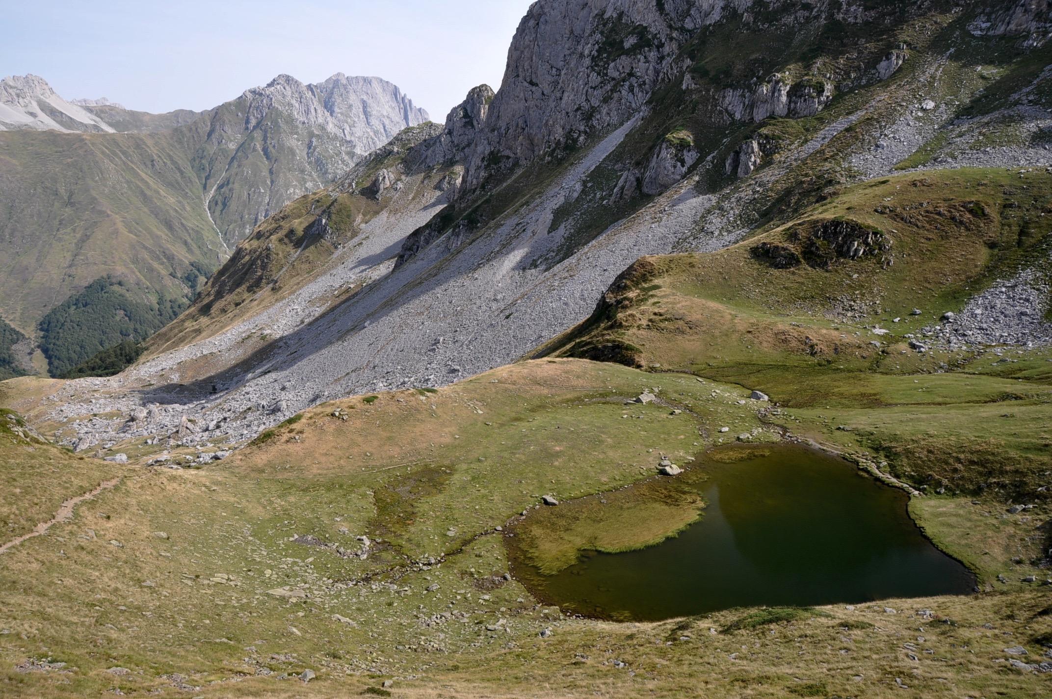 Lac d'Ansabère