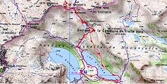 randonnée est ascension du pic de Madaméte par les lacs d'Aubert et d'Aumar