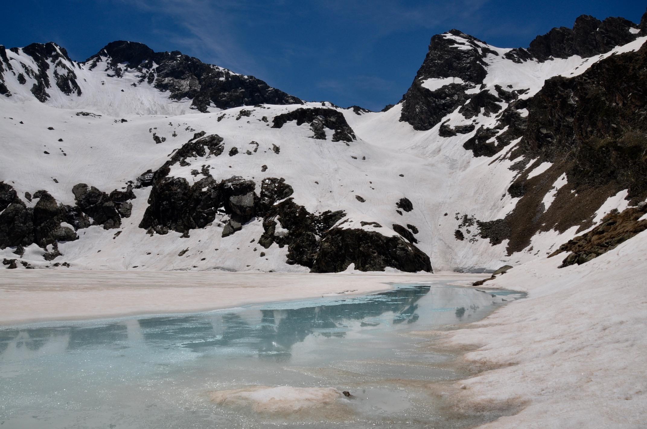 Lac d'Estibe-Aute