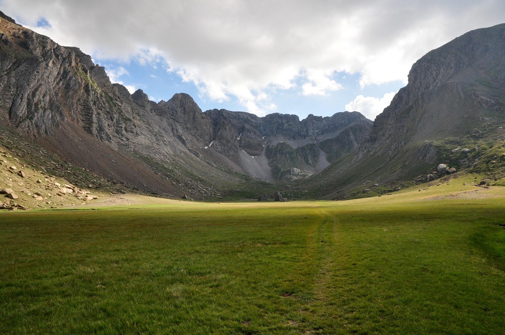 Vallée de Los Sarrios