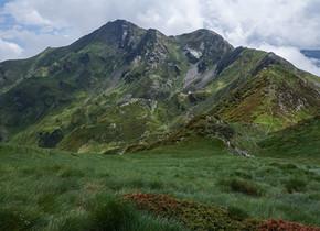 Pics de Moulata, de Barran, du Mont, et de Montaigu (65)