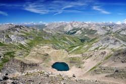 Lac de l'Enchastraye