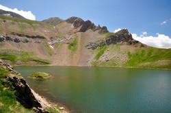 Lac de Los Asnos