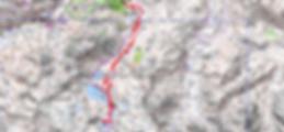 Raquettes au refuge de Campana de Cloutou, depuis le virage du Garet. Itinéraire par les lacs de Caderolles, et de Gréziolles. retour par le réservoir des Laquets. Itinéraire, topo, trace GPS téléchargeable, carte IGN imprimable, et photos. Une  rando hivernale classique et superbe.