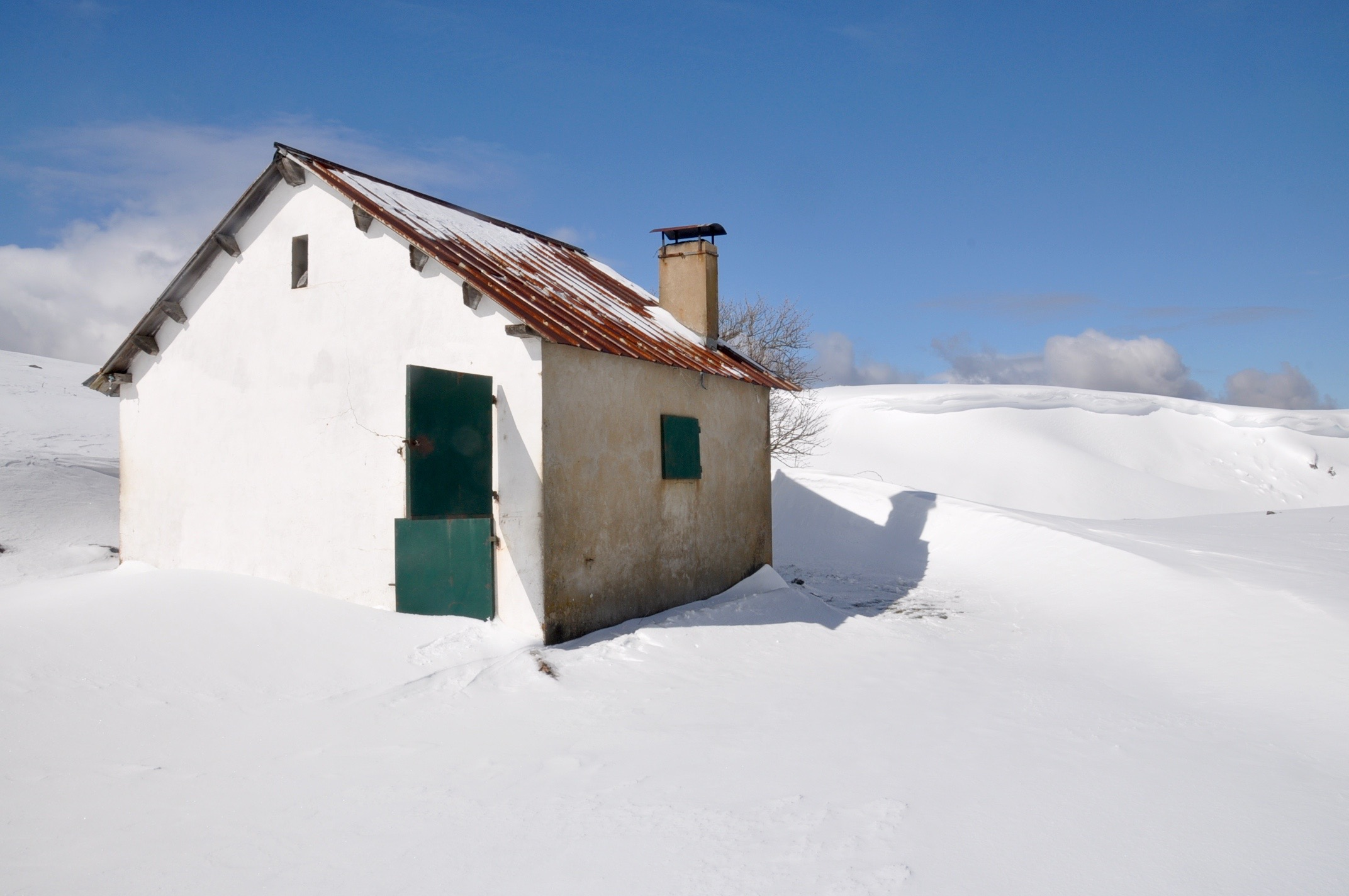 Cabane de Castillou