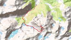 Randonnée au pic de Montardo depuis le refuge de la Restanca