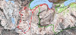 Randonnée et ascension du Pic Maubic