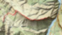 Pic Mungay depuis le col de Ramis