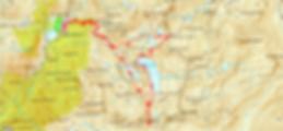 Randonnée et ascension du pic de Serrato et circuit des lacs de Brazato, au départ de Baños de Panticosa