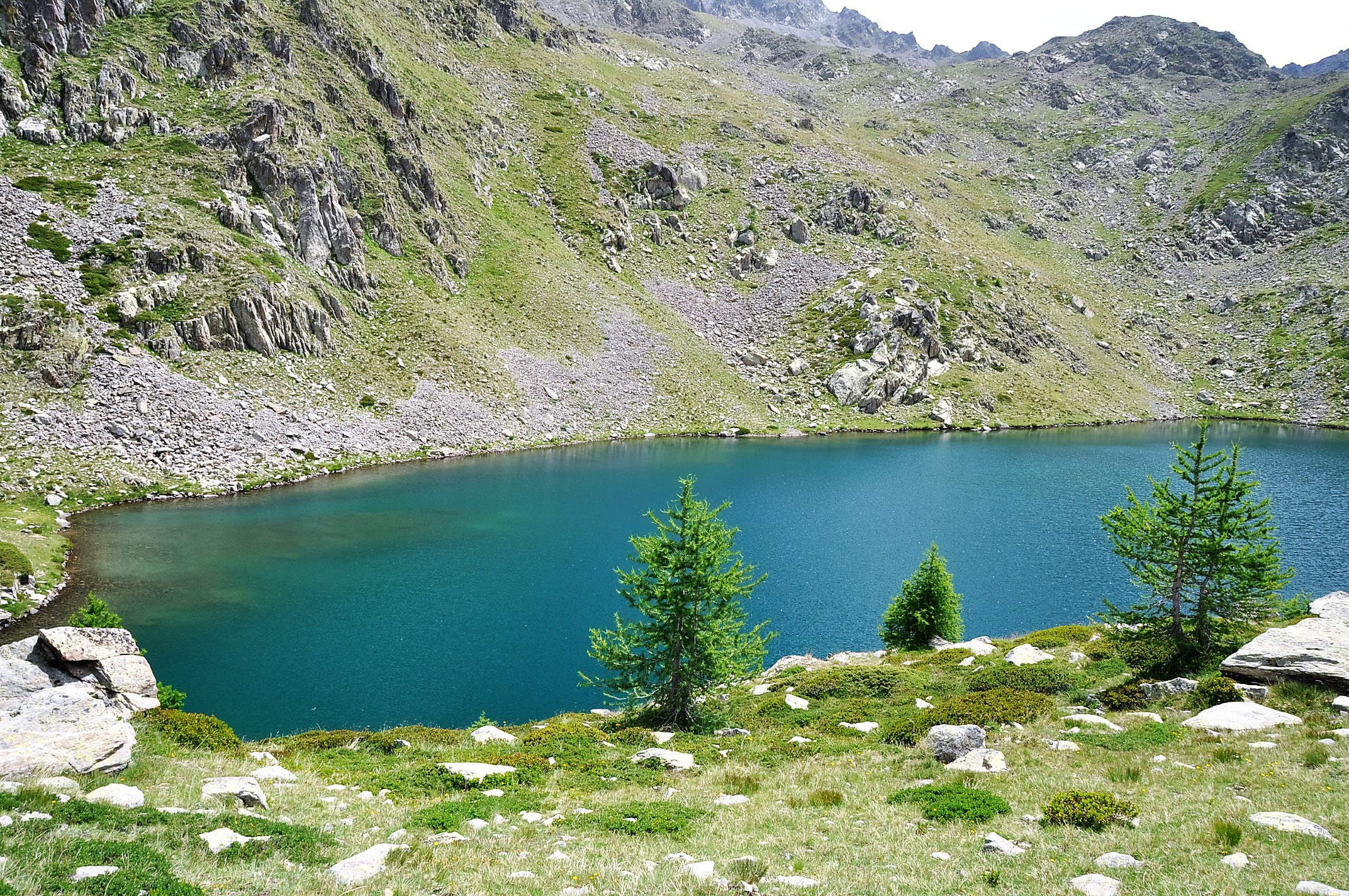 Lac des Babarottes