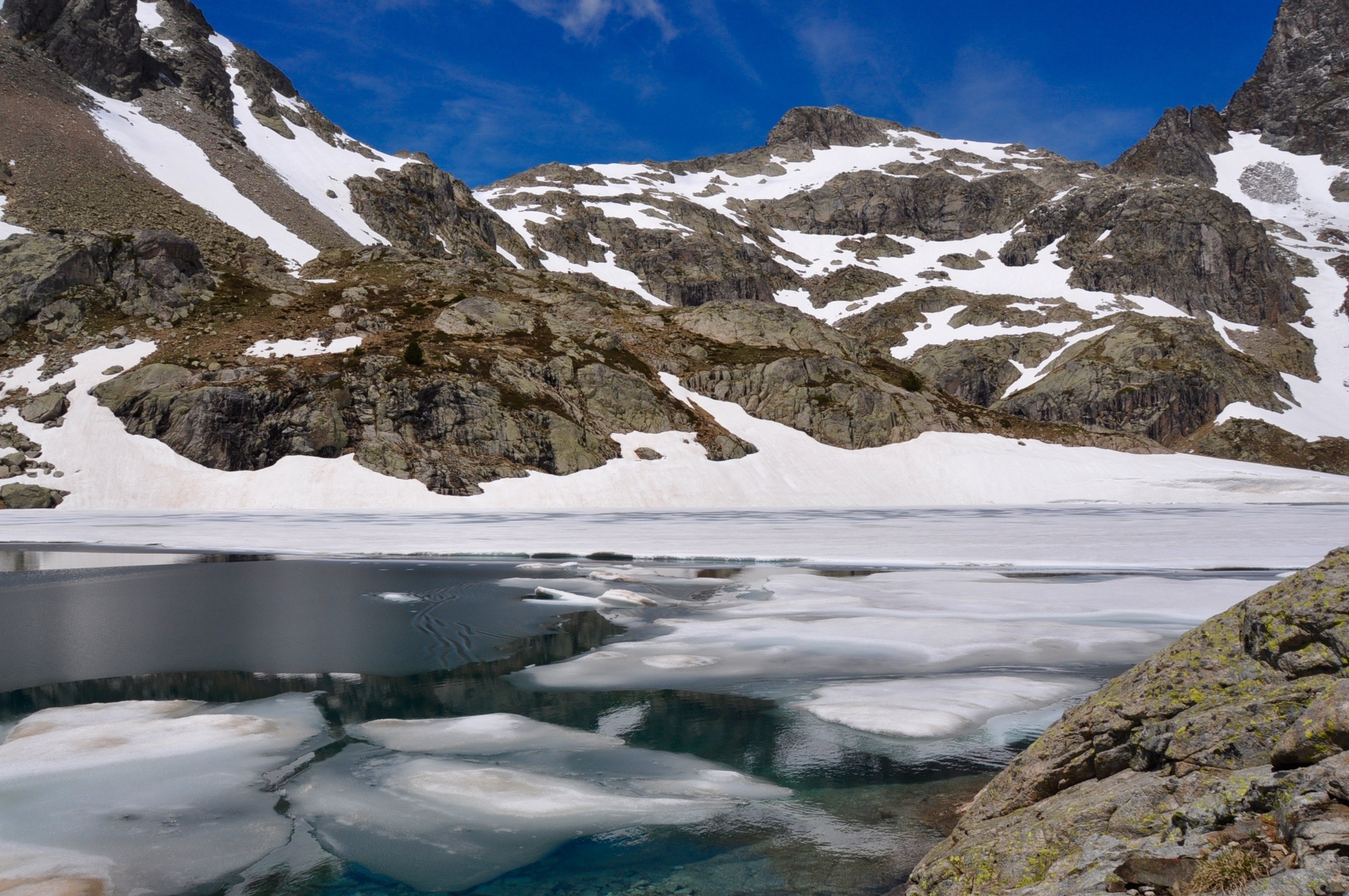 Lacs d'Arriel